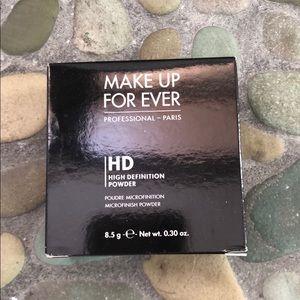 High definition powder